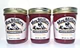 Mrs. Miller's Amish Homemade Quince Jelly 8 oz/226g - Pack of 3 (Boxed)