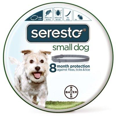 Seresto 15″ SM Dog Collar