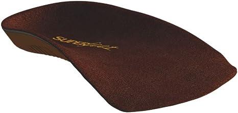 prix pas cher sortie en ligne en vente en ligne Superfeet DELUX Semelles 3/4 en daim pour chaussures de ...