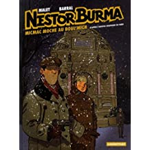 NESTOR BURMA T.09 : MICMAC MOCHE AU BOUL'MICH