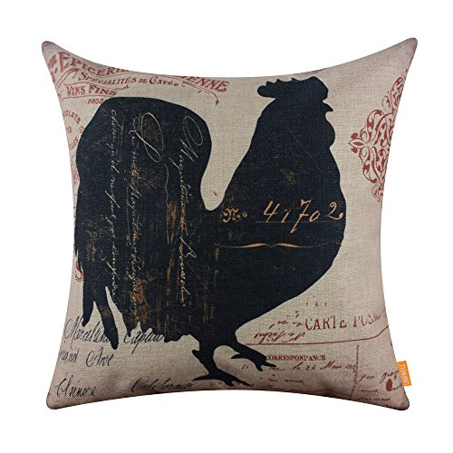 Perfect Rooster Pillows: Amazon.com MK98