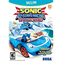 Sonic and Allstars Racing Transformed - Wii U
