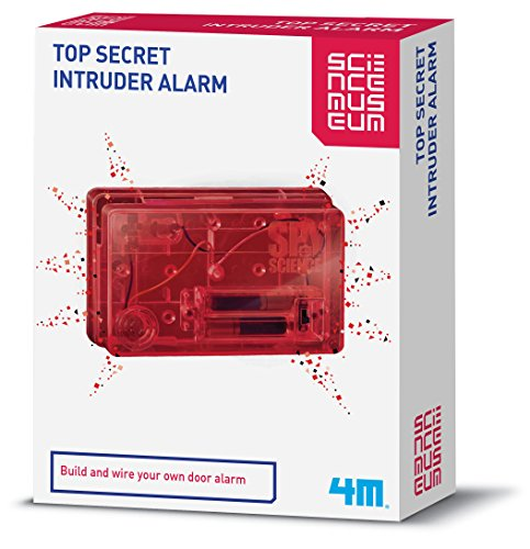Sm Top Secret Intruder Alarm
