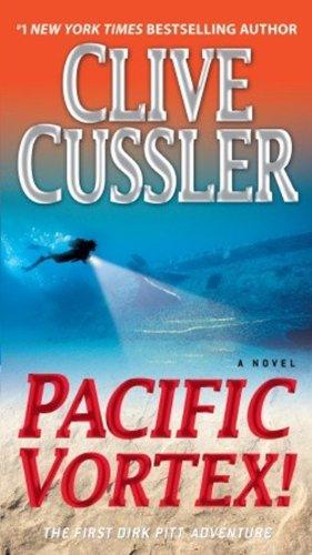 book cover of Pacific Vortex!