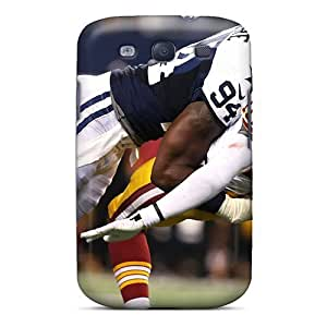 Faddish Phone Demarcus Ware 2012 Case For Galaxy S3 / Perfect Case Cover