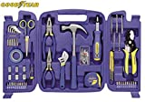Goodyear Metal Ultimate Smart Tool Kit (Silver, 149-Pieces)