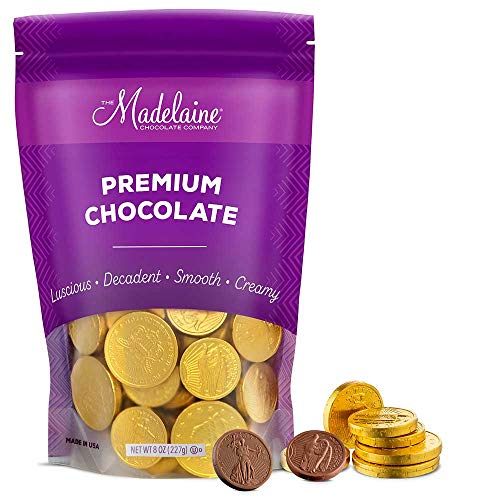 10 Best Chocolate Coins