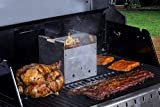 DKS Smoker Cooker Box for Grill | Turn Any BBQ Grill Into A
