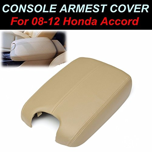 honda accord leather console lid - 2