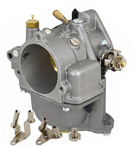 S&S Super E Replacement Carburetor for Harley Big Twin & Sportster S&S Shorty Carb ()