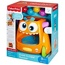 Monstruo de juguete Zoom 'n Crawl, de Fisher-Price