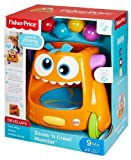 : Fisher-Price Zoom 'n Crawl Monster