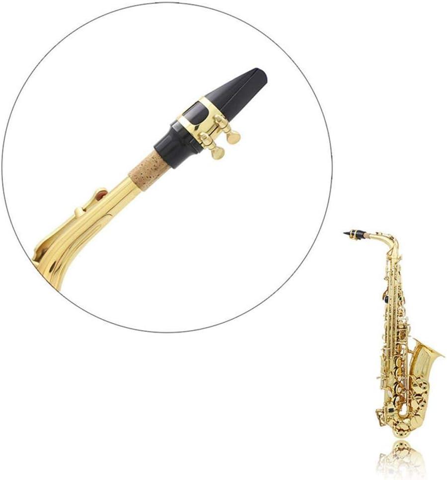 Bnineteenteam Ca/ñas de saxof/ón 3 Paquetes de Resina 2.5 Ca/ñas de Fuerza para Instrumentos de m/úsica de saxof/ón Saxo Alto BB Accesorios