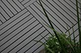 "EON 12""x24"" Deck and Balcony Tiles Pack of"