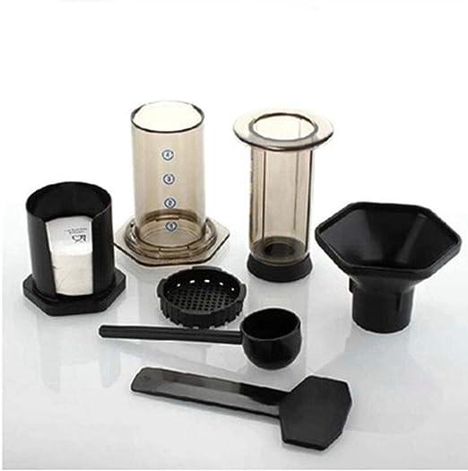 YIHUO958 Cafetera, Olla a presión portátil, Love Coffee, envíe 350 ...