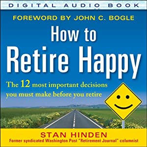 How to Retire Happy Audiobook