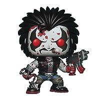 Funko Pop! Heroes: DC Heroes Lobo (versión sangrienta) Figura de vinilo