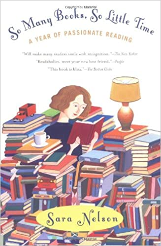 Book So Many Books, So Little Time: A Year of Passionate Reading