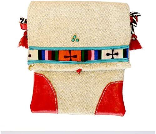 チベットエスニックスタイルハンドバッグピュアウールハンドメイドチベットバッグメッセンジャーバッグメッセンジャーバッグホーボーバッグ手作りメッセンジャーウォレットレディースオールマッチショルダーバッグ