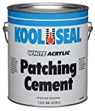 Acrylic Patching Cement, 115 oz, White, Can