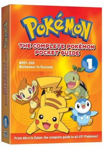 The Complete Pokémon Pocket Guide, Vol. 1: 2nd Edition - Pokemon Pocket