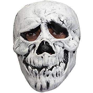 Générique AEC – mahal652 – Máscara látex Adulto Esqueleto Feliz