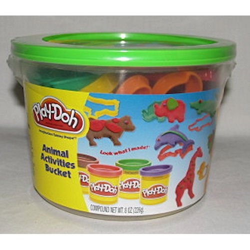 Play-Doh Mini Activities Bucket