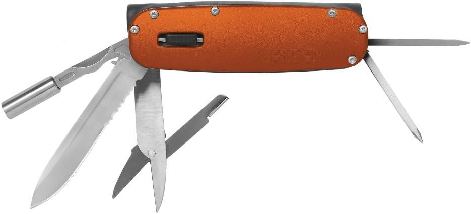 Gerber 31-000919 FIT Light Tool, Orange