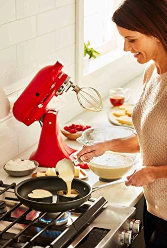 Tasty baked goods start with a KitchenAid mixer