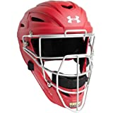 Under Armour Professional Matte Finish Adult Baseball Catcher's Helmet