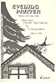Evening Prayer (Duet from Hansel and Gretel) by Engelbert Humperdinck (1-Jan-2003) Sheet music