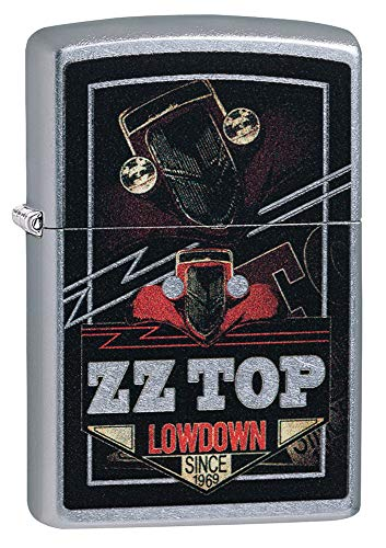 Zippo ZZ Top Pocket Lighter ()