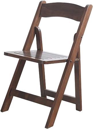 Chaise à Accueil manger bois salle massif en pliable de shtdrQ