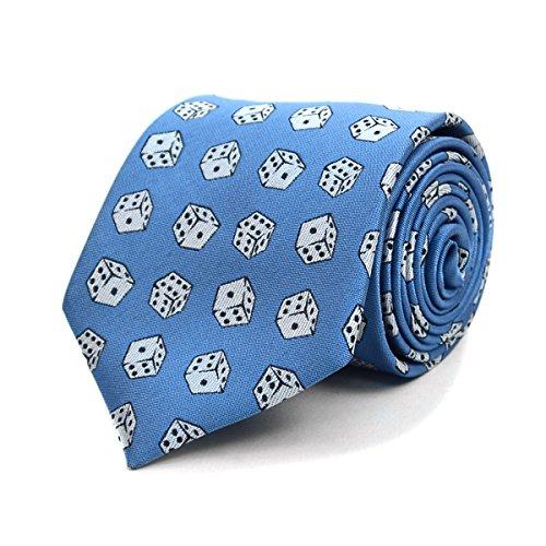 Dice Game Novelty Tie (Dice Tie)