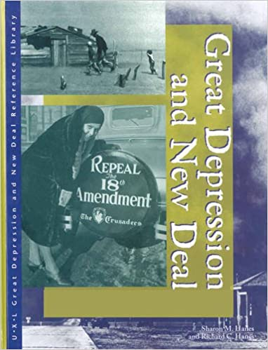 Great Depression and New Deal. Almanac