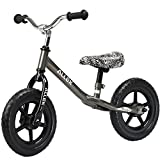 Allek Balance Bike for Kids & Toddlers, 12
