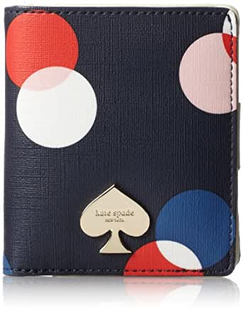 kate spade new york Cobblestone Park Small Stacy Wallet,French Navy/Bluebell,One Size