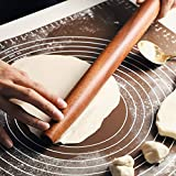 Muso Wood Sapele Rolling Pin for Baking
