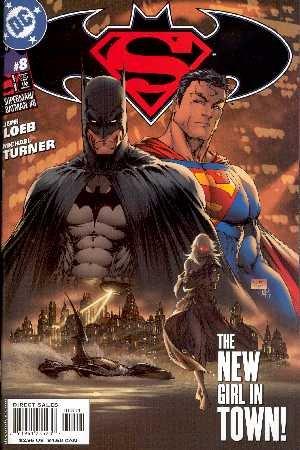 Superman / Batman, No. 8