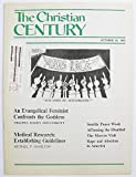img - for The Christian Century, Volume 99 Number 32, October 20, 1982 book / textbook / text book