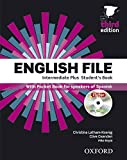 English File Intermediate. Plus. Student's Book Workbook Without Key Pack - 3rd Edition (English File Third Edition)