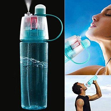 Sport & Natur Draußen Legere Sport Ausgehen Lässig/Alltäglich Gehen Trinkbecher, 600 Kunststoff Stroh Saft WasserGläser und Tassen für