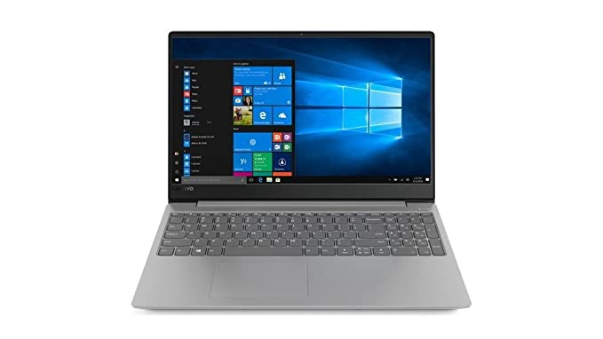 Lenovo ideapad 330S 81F500GMIN 15.6-inch Laptop (I5-8250U/4GB/1TB/Windows 10 Home/4GB Graphics), Platinum Grey Laptops at amazon