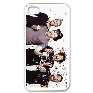Fall out boy iphone 4 4s phone Case Maverick Fantasy Funny Terror Tease Magical YHNL797825308 Kimberly Kurzendoerfer