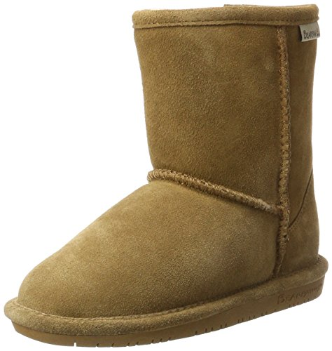 BEARPAW Emma 6.5 Inch Boot (Toddler/Little Kid/Big Kid),Hickory II,4 M US Big Kid for $<!--$29.18-->