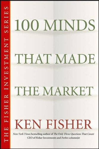 100 minds that made the market - 3