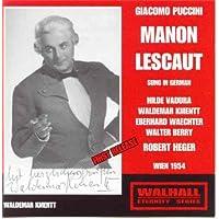 Puccini - Manon Lescaut Viennese Radio 1954