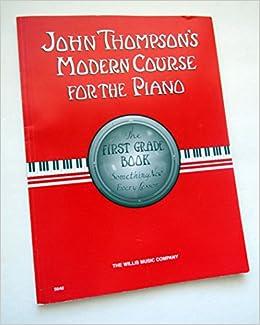 john thompsons tuneful technic book 1