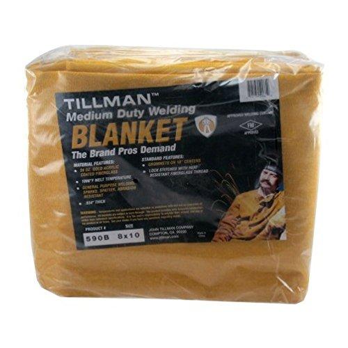 8' X 10' Welding Blanket by John Tillman Company