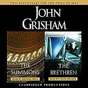 The Summons & The Brethren   John Grisham